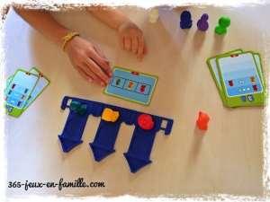 Logikville un jeu à partir de 6 ans