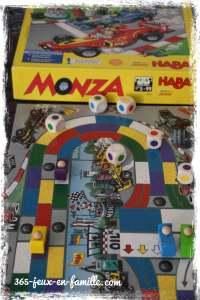 Monza un jeu de stratégie à partir de 5 ans