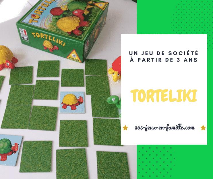 You are currently viewing Torteliki un jeu de mémoire à partir de 3 ans