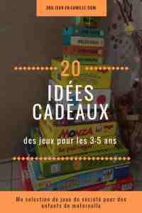 Ma Selection De Jeux De Societe Pour Les 3 5 Ans 365 Jeux En Famille