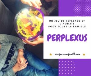 Perplexus : un jeu d'agilité et de réflexes favorisant la concentration