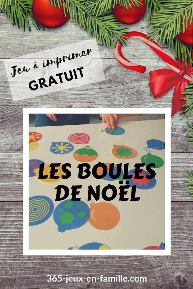 You are currently viewing Jeu gratuit : Les boules de noël