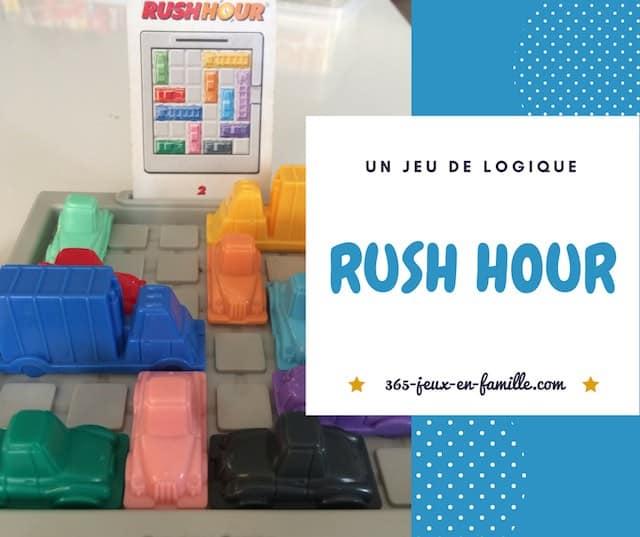 Rush Hour : un jeu de logique