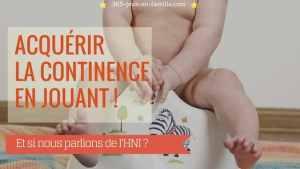 Read more about the article Acquérir la continence en jouant
