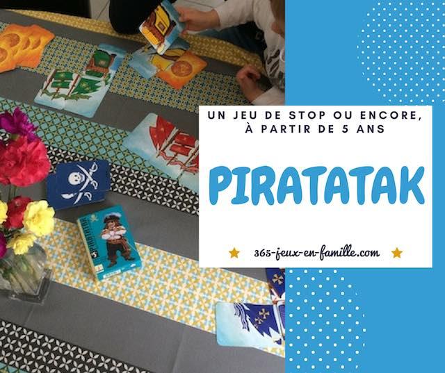 You are currently viewing Piratatak : un jeu de stop ou encore à partir de 5 ans