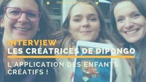 Read more about the article Dipongo : une application pour enfants créatifs !