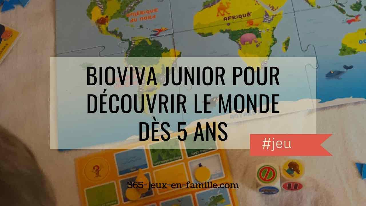 You are currently viewing Bioviva Junior pour découvrir le monde dès 5 ans
