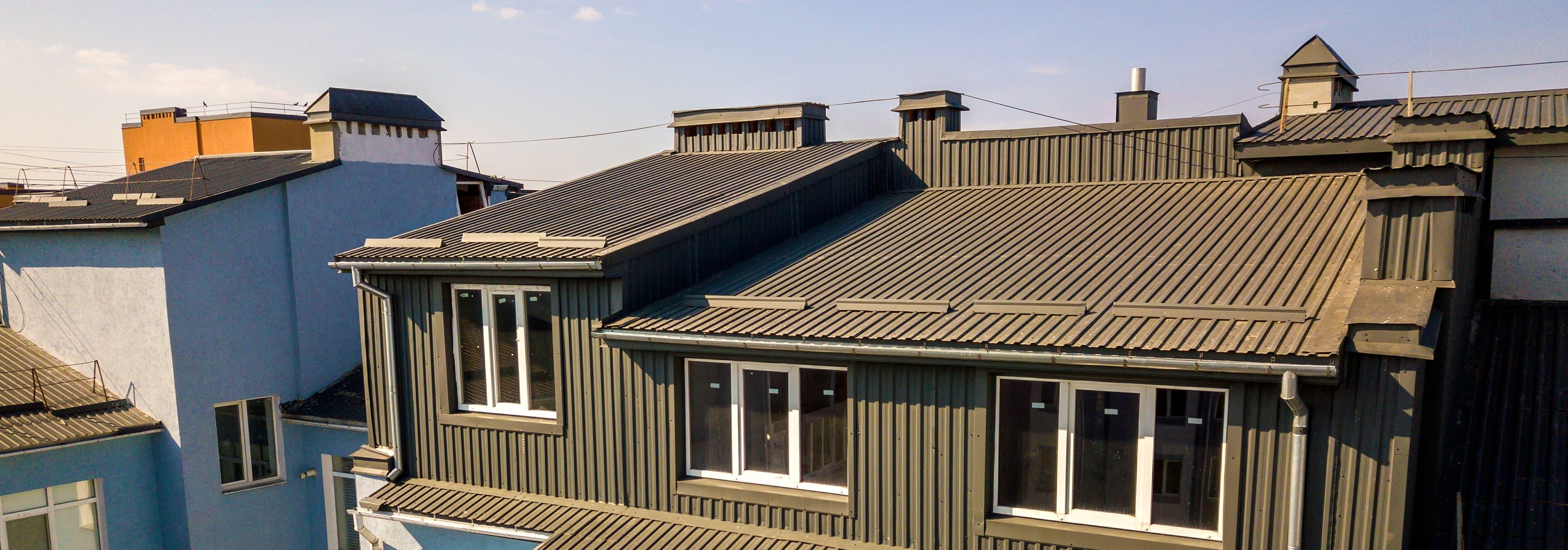 residentail metal roof durango