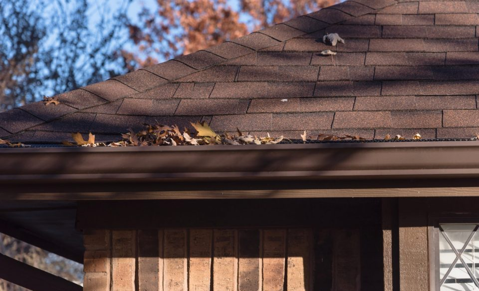 Clean Out Gutters - residential roof service