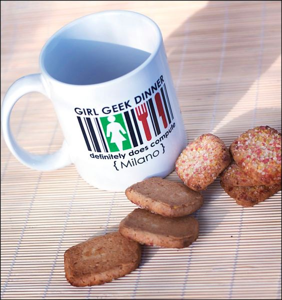 Mug GGD e biscotti svedesi