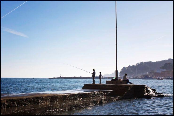 la famiglia del pescatore