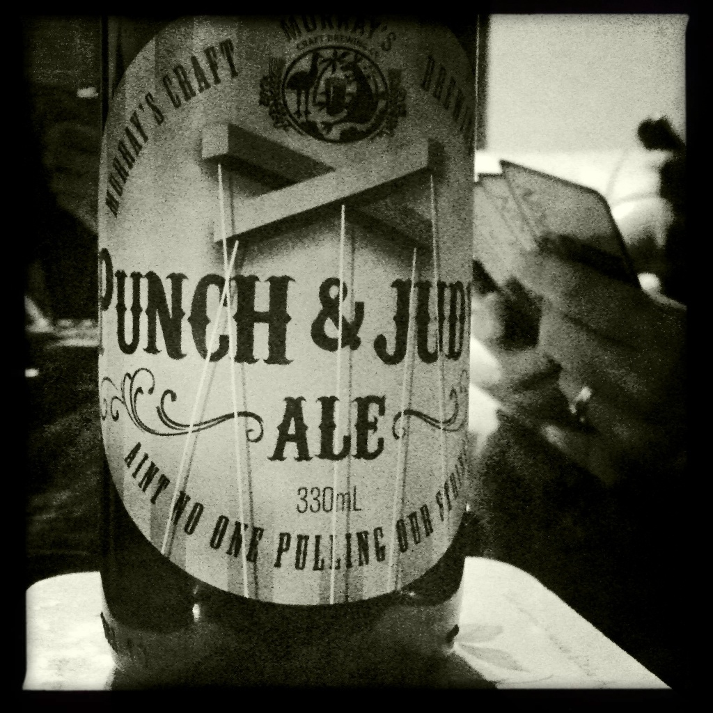 023: Punch & Judy Ale