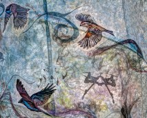 What the Birds Know (detail) - Lyn Horan