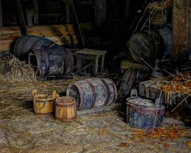 Buckets & Barrels