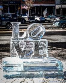 Northampton Ice Art Festival