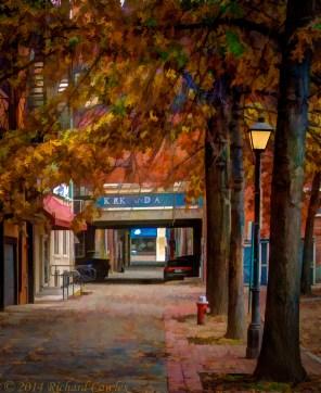 November on Kirkland Ave