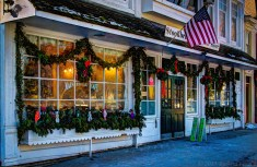 Main Street Cafe, Stockbridge, Massachusetts