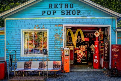 Retro Pop Shop