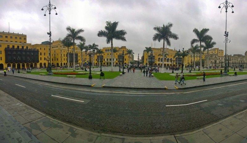 Plaza de las Armas - Lima