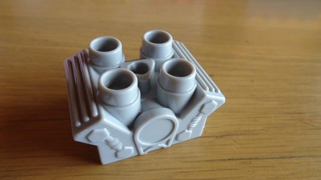 レゴで形当てゲーム(3)