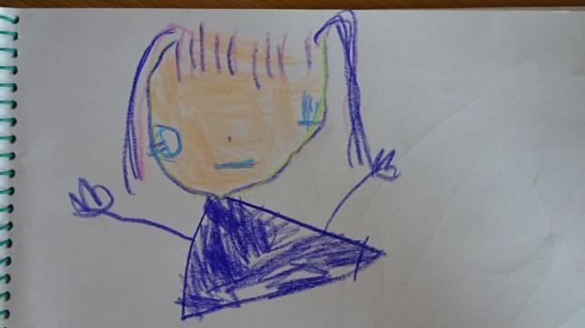 娘が描いた絵(6)