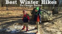 Winter Hikes Georgia