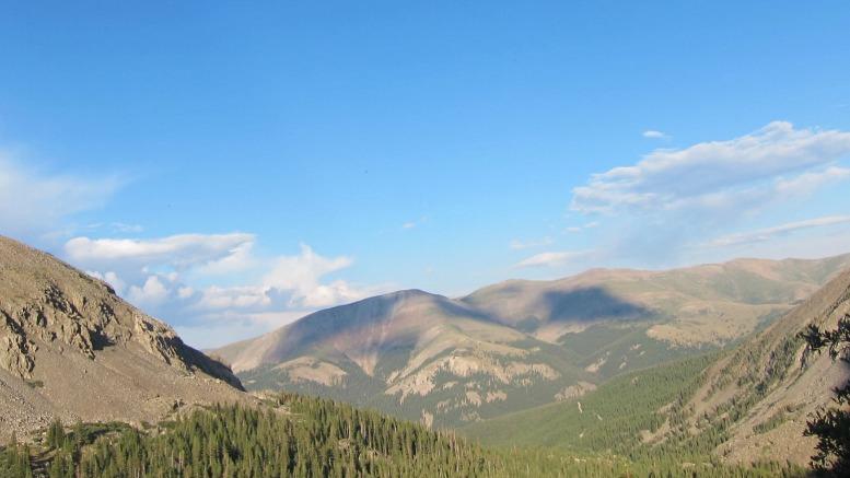 McCollough Gulch Trail Breckenridge Colorado