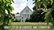 things to do in conyers