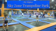 Sky Zone Atlanta Indoor Trampoline Park