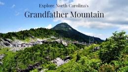 Grandfather Mountain, Linville NC