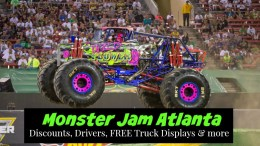 Monster Jam Atlanta