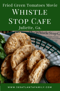 Whistle Stop Cafe Juliette, Ga.