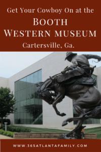 Booth Museum of Western Art in Cartersville, Ga.