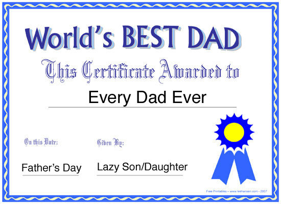 81 say thanks to the world s best dad 365barrington