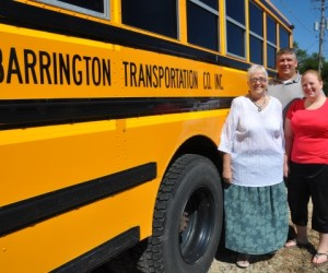 139.  Meet The Barrington Bus Family