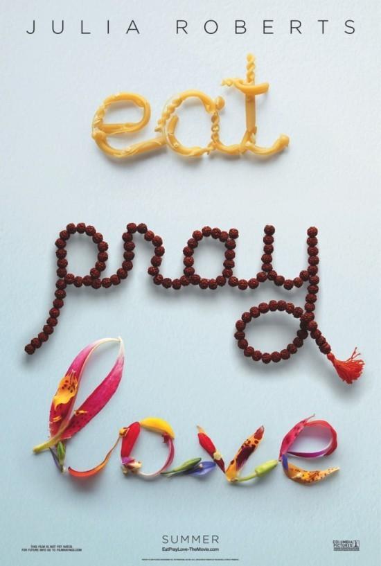 Eat Pray Love Special Movie Menu