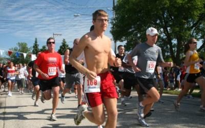 160.  9.11 Mile Freedom Run & Family Festival
