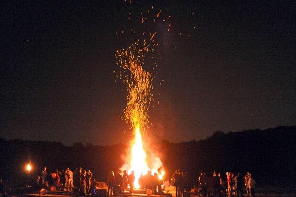 Ignite the Night Bonfire Festival in Barrington Hills