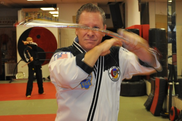 Tiger Martial Arts Master David Garrison