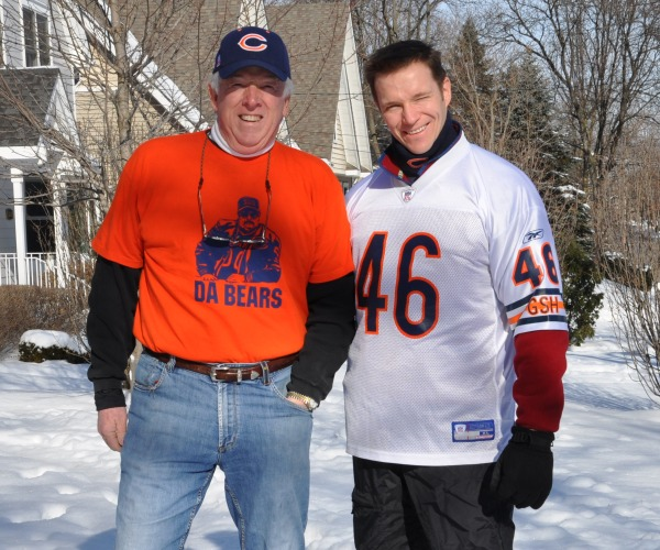 Bundle Up for the Chicago Bears