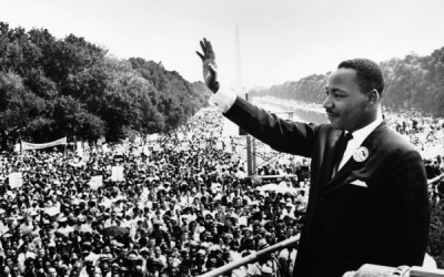 "290.  Celebrate Dr. King by ""Delivering the Dream"""