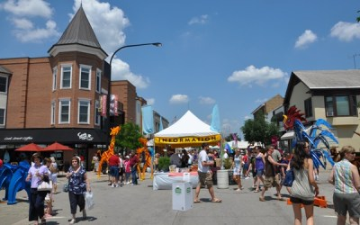 330.  Show Your Stuff at the Barrington Art Festival