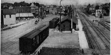 Downtown Barrington, Illinois