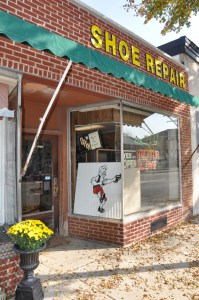 Shoe Repair Shop in Barrington, Illinois