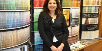 Epco Paint Design Consultant, Jackie Wayne