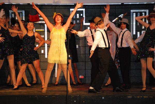Prairie Middle School Presents Thoroughly Modern Millie
