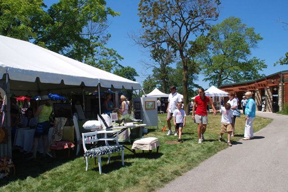 Citizen's Park Art in the Park Festival