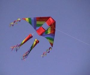 19. Go Fly a Kite at the Barrington Community Kite Fly
