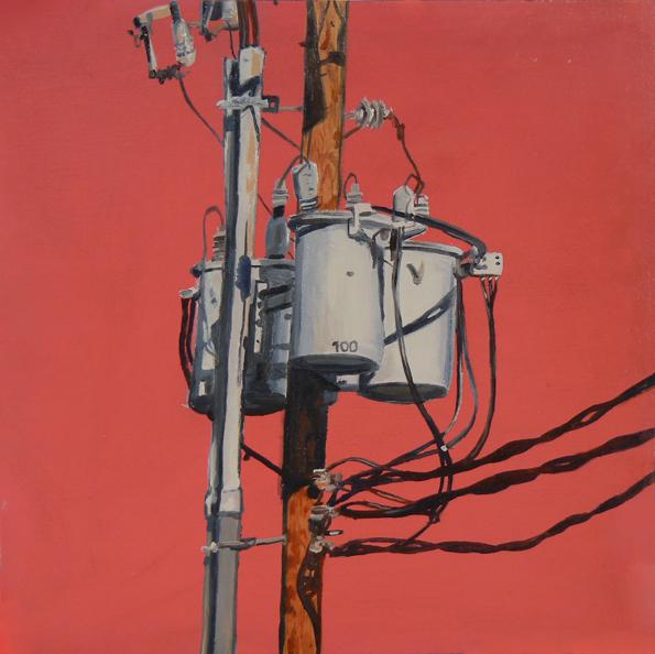 The work of Barrington Artist Amanda Paulson