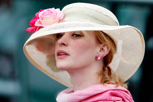 Kentucky Derby Hat Party at Peter Daniel